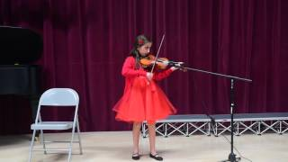 Right Round (Lindsey Stirling) performed by Ronica Najmabadi