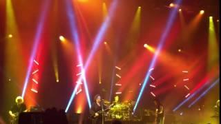 The Cure - Burn (clip) @ Las Vegas 2016