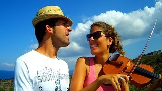 The rhythm of the night-Official Video-Vocal\Synth\Violin by Duo Alessandra & Alessandro
