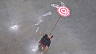 Water Bottle Flip 2 | Dude Perfect width=