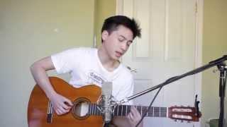 Melody Gardot - Baby I'm A Fool (Cover by Justin Nguyen)