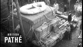 Atlantic 'kon-Tiki' Arrives (1956)