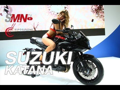 Suzuki Katana 2019 - EICMA 2018 [FULLHD]