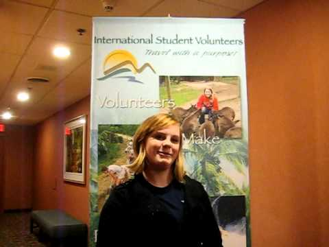 ISV Review: Katie from Queens University