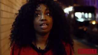 SZA Performs In NYC With Kendrick Lamar & ScHoolboy Q
