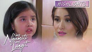 Katrina does not allow Mikmik to visit Amber   Nang Ngumiti Ang Langit