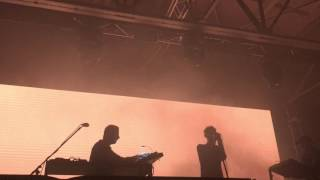 MODERAT - eating hooks (live in tbilisi)