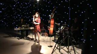 """""""Fly me to the Moon"""" by The Jeanie Barton Quartet"""