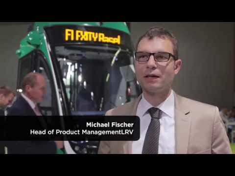 UITP 2015 World Congress and Exhibition - Innovation Driver