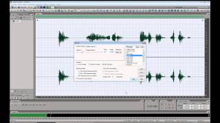Adobe Audition - Basics - Lesson 14 - Effects