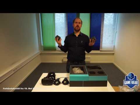Unboxing: HTC Vive