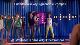 Soy Luna - Cuando Bailo letra + vertaling Nederlands