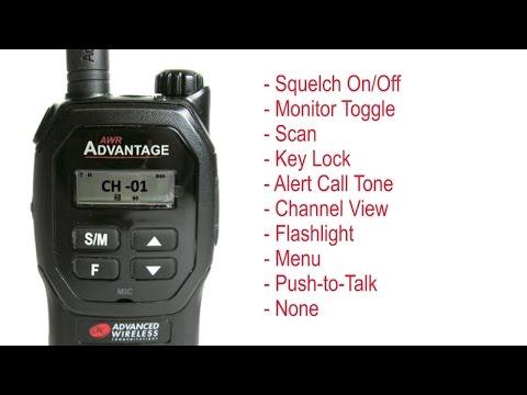 AWR Advantage Buttons