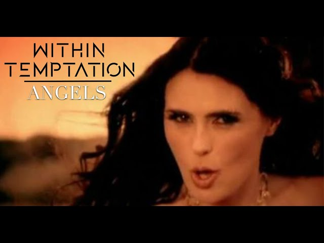 Video oficial de Angels de Within Temptation