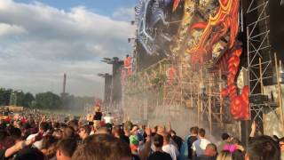 Defqon.1 2016 Dragonblood - 4K - Brennan Heart - Be Here Now