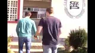 Jogo Aberto SC -- Destaques do Avaí relembram infância em visita à escola
