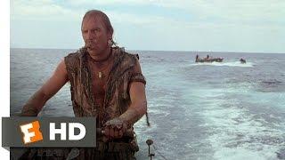 Waterworld (1/10) Movie CLIP - Revenge at Sea (1995) HD