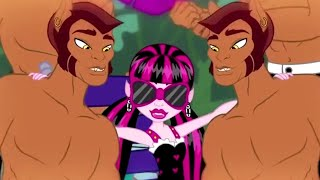 Monster High™💜☀️Screech to the Beach 💜☀️Volume 2 | NEW EPISODES | Videos For Kids
