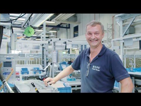 BSH Waschmaschinenfabrik Nauen