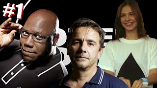 DJs OF BOILER ROOM #1 - LAURENT GARNIER, NINA KRAVIZ & CARL COX