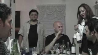 cena con Jorge Martinez de ilegales..mpg