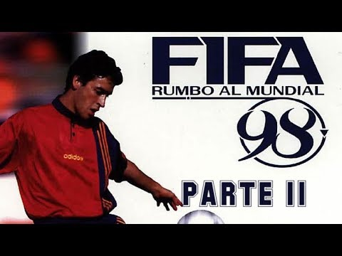 FIFA: Road to World Cup 98 (1997) - PC - Parte 2