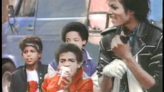 Michael Jackson Pepsi Generation Video Billie Jean Re-Mix HQ