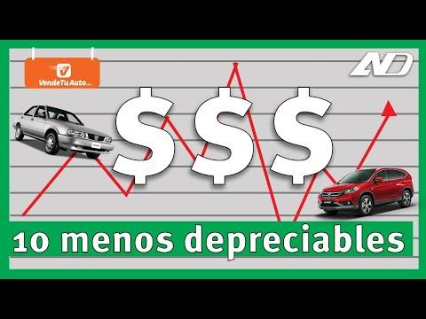 """Los 10 autos con menos depreciación en México - ¿Por qué se devalúan"""""""