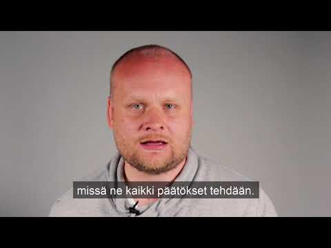 Janne Huovila – Arkijärki on asiantuntijan paras kaveri
