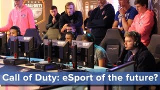 Call of Duty: eSport of the future? - Eurogamer