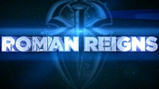 WWE Roman Reigns New Titantron Theme Song 2017 HD (Official)