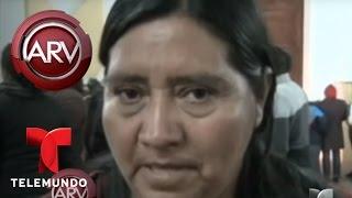 Graban a un sacerdote besándose con una muchacha en Guatemala | Al Rojo Vivo | Telemundo