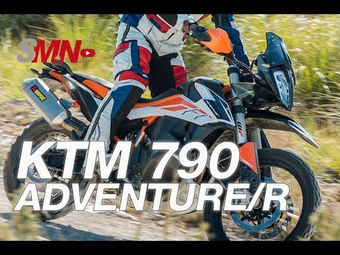 Prueba KTM 790 ADVENTURE 2019 [FULL HD]