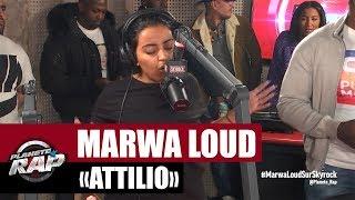 """[EXCLU] Marwa Loud """"Attilio"""" #PlanèteRap"""