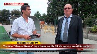 """Sport Club de Alba realizou o seu 1º Torneio """"Manuel Neves"""" no dia 22 de agosto"""