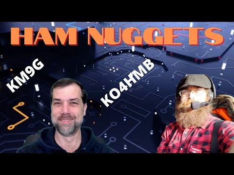 Ham Nuggets Live! w/Doorman Dave, K04HMB