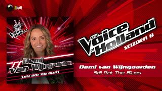 Demi van Wijngaarden - Still Got The Blues (The voice of Holland 2017 The Blind Auditions audio)