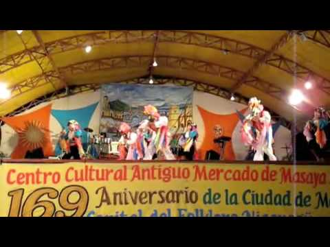 Masaya, Nicaragua – Mercado Viejo – Traditional Dance