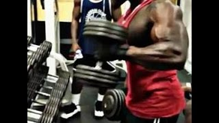 Crazy Biceps Workout (INSANE PUMP EVER !!! )