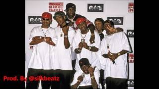 "Old School Cash Money Hotboys Type Beat - ""Been Off The Porch"" (Prod. by @silkbeatz) 2017"
