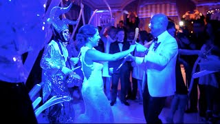 La Hora Loca & Photo Booth  | St Regis New York Wedding 2016 | Crespita Entertainment