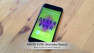 Never Ever Ringtone - GOT7 Tribute Marimba Remix Ringtone - For iPhone & Android