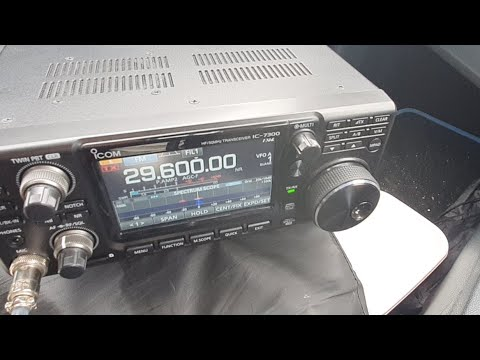 10m Fm And ssb Wide Open Mobile