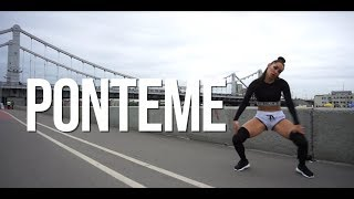 Jenn Morel - Ponteme || ELENA STUDENCOVA || 4K