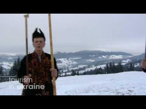 Tourism in Ukraine.VOB