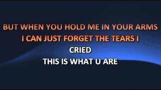 Mario Biondi - This Is What You Are (Video karaoke)