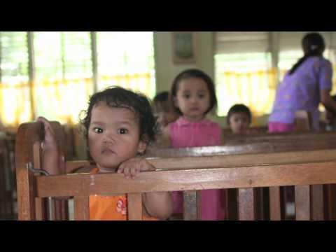 Bistand for barns prosjekter