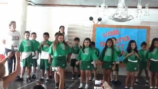 Apresentação da formatura do 1° ano _ tia Tânia ( Daqui pra frente)