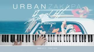 [Kpop] Urban Zakapa 어반자카파 Thursday Night 목요일 밤 feat Beenzino 빈지노(Piano Cover)