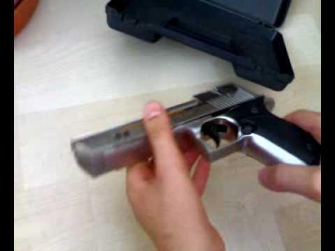retay eagle kurusıkı tabanca (blank pistol)
